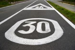 Snelheidsduivels in zones 30 en 50 riskeren binnenkort GAS-boete