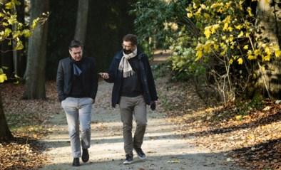 Een wandeling met Vincent Mannaert: