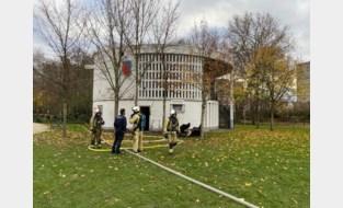 Gebouw van jeugdvereniging beschadigd door brandstichting