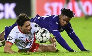 Achtste (!) gelijkspel voor Vincent Kompany: Anderlecht kan ook op Zulte Waregem niet winnen