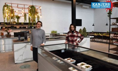 """Cotton Kitchen opent in voormalig magazijn: """"We kregen de microbe van een eigen zaak fel te pakken"""""""