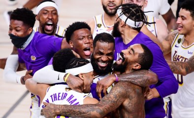 Elk uur een vet maandloon: het monstercontract van LeBron James in knotsgekke cijfers (en hij is niet alleen bij de Lakers)