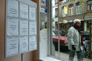 Brusselse werkloosheid blijft stabiel, jeugdwerkloosheid stijgt verder