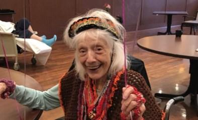 Angelina (102) overleefde de spaanse griep, kanker én verslaat twee keer het coronavirus