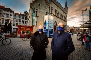 """Evenementensector helpt shoppen veilig verlopen: """"Leuk dat de stad aan ons denkt"""""""