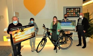 Winnaars Kerekewere-actie beloond<BR />