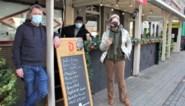 """Cafébazen schakelen samen over op takeaway aan buitenbar: """"Maar het wordt zeker geen kerstkraam"""""""