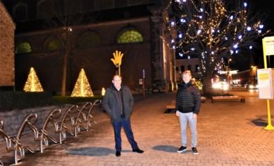 Hoera! Eindelijk kerstverlichting in Harelbeke<BR />