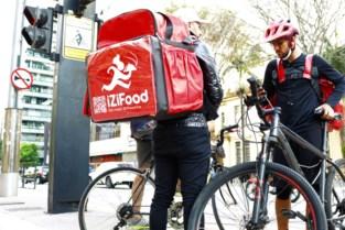 Koerierplatform iZi opent aanval op Deliveroo en Uber Eats