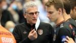 """Coach Jan Van Huffel: """"Ik reken erop dat mijn mannen het nodige lef aan de dag leggen"""""""