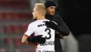 """REACTIES. Kompany na nieuw puntenverlies Anderlecht: """"Blijven werken, dat zal wel lonen"""""""
