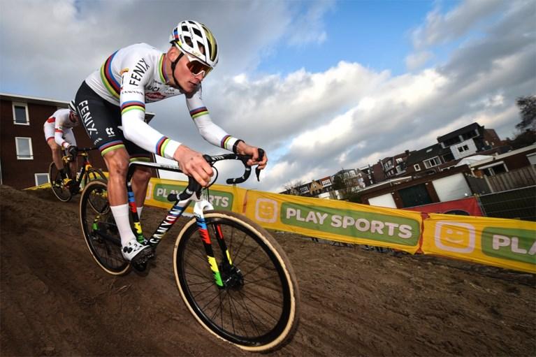 """Mathieu van der Poel kwam amper bij na twee weken zonder fiets, maar: """"Ik leef niet meer toe naar de cross zoals vroeger """""""