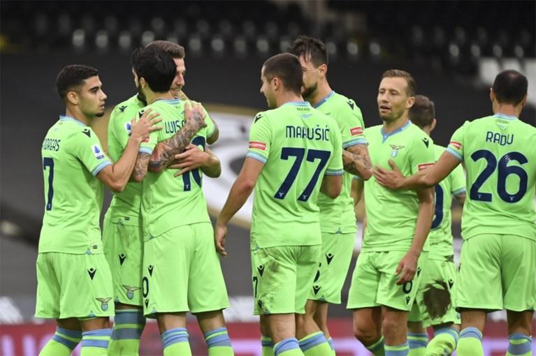 Lazio tankt vertrouwen voor bezoek van Club Brugge na 1-2-zege tegen Spezia