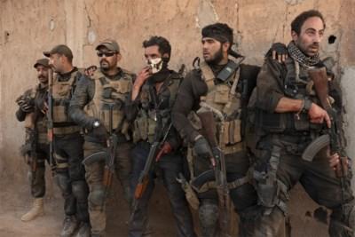 RECENSIE. 'Mosul': geen superheldenfilm ***
