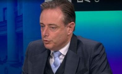 """Bart De Wever verdedigt coronabeleid van federale regering: """"Het lijkt mij een no-brainer dat je niet voor versoepelingen pleit met Kerstmis"""""""
