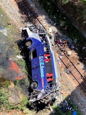 Veertien doden bij ongeval met bus in Brazilië