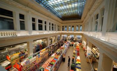 Binnenkijken in nieuwste Albert Heijn: supermarkt die een bank was