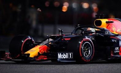 Max Verstappen sneller dan Mercedes tijdens laatste oefensessie GP van Sakhir