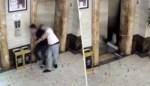'Dronken' mannen vallen in liftschacht, maar raken als bij wonder slechts lichtgewond