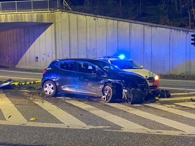 Bestuurder vlucht weg voor alcoholcontrole: achtervolging met snelheden tot 200 km/u eindigt met crash in Wilrijk