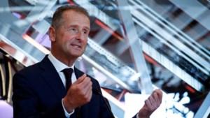 Volkswagen-baas verwacht binnen vijf à tien jaar zelfrijdende wagens
