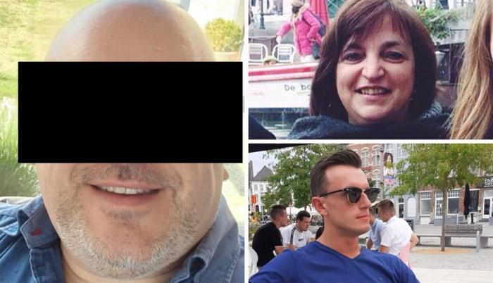 """Man die zoon en ex om het leven bracht, straks voor onderzoeksrechter: """"Hij heeft enorm veel spijt"""""""