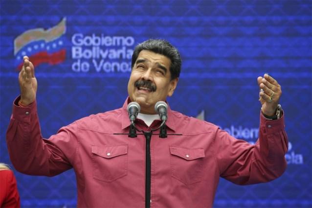 Coalitie president Nicolas Maduro wint parlementsverkiezingen