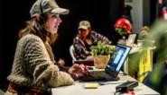Het warmste theater van de winter: op bezoek bij het 'Belburo' dat bevolkt wordt door Gentse artiesten
