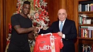 Mario Balotelli tekent contract bij het Monza van Berlusconi en wordt ploegmakker van Boateng