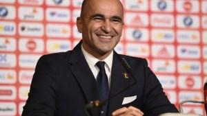 """Bondscoach Roberto Martinez over loting WK-kwalificaties: """"Ik vind niet dat er een tegenstander bovenuit steekt"""""""
