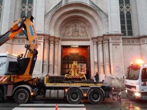 Klok tikt voor Sint-Anna: deadline nadert voor supermarkt van Delhaize in kerkgebouw