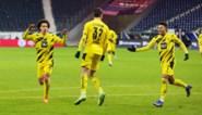 Borussia Dortmund groepswinnaar dankzij winning goal van Axel Witsel tegen zijn ex-ploeg