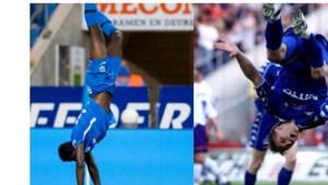 Veertien matchen, veertien goals: alleen Wesley Sonck was nog net iéts straffer dan Paul Onuachu bij KRC Genk