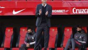 """Real-coach Zidane optimistisch voor cruciale partij: """"We staan er altijd wanneer het moeilijk wordt"""""""