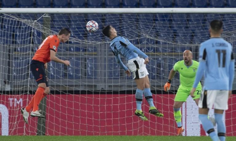 Champions League-mirakel van Club Brugge spat uit elkaar op onderkant van de lat in Rome