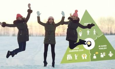 Geluk is geen klavertje vier maar een driehoek: deze tool helpt je om gelukkiger te worden