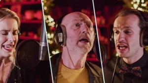 Meer dan zestig bekende (en onbekende) artiesten zamelen met nieuw lied 'Daar ben jij' geld in om collega's in nood te steunen