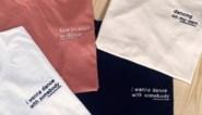 Geen fuiven, wel T-shirts en sweaters: Gentse feestorganisator verkoopt 'danskleren'
