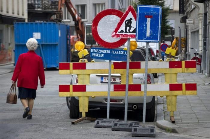 Omleidingsroutes rond N9 worden aangepast, oorspronkelijke verkeerssituaties worden hersteld