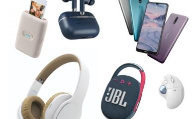 Waarom geen gadget cadeau doen in tijden van telewerk? Tien geschenkideeën voor minder dan 150 euro