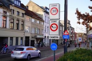 Gent dicht laatste gaten in lage-emissiezone: nog zes nummerplaatcamera's op komst