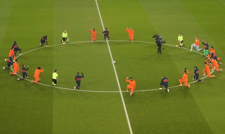 Kylian Mbappé pakt record van Messi af en Neymar scoort hattrick: PSG wint na racistisch incident vlot van Basaksehir
