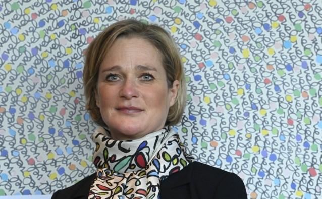Prinses Delphine erevoorzitter van fonds dat patiënten wil steunen met kunst