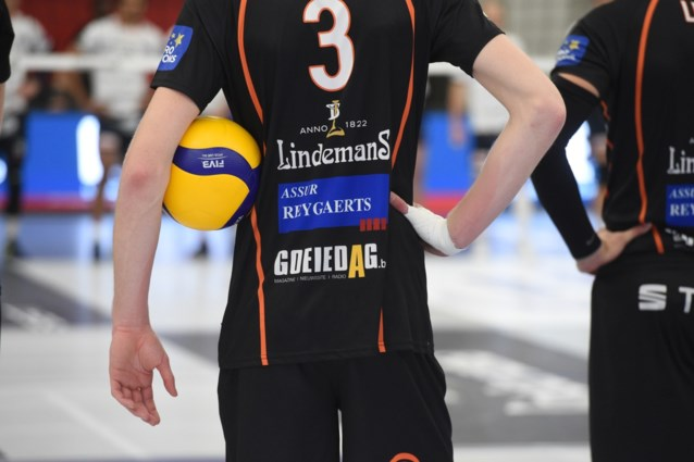 Aalst verliest ook derde wedstrijd in Champions League volley