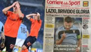 """Ook Italiaanse pers beseft dat Lazio door het oog van de naald kroop tegen Club Brugge: """"Met de ogen wijd open van angst"""""""