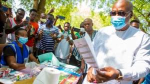Oppositieleider betwist verkiezingsresultaten Ghana