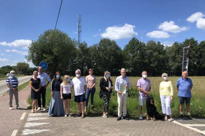 Geen toelating voor windturbines tussen Heultje en Hulshout
