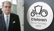 Automagnaat Roland D'Ieteren overleden aan corona