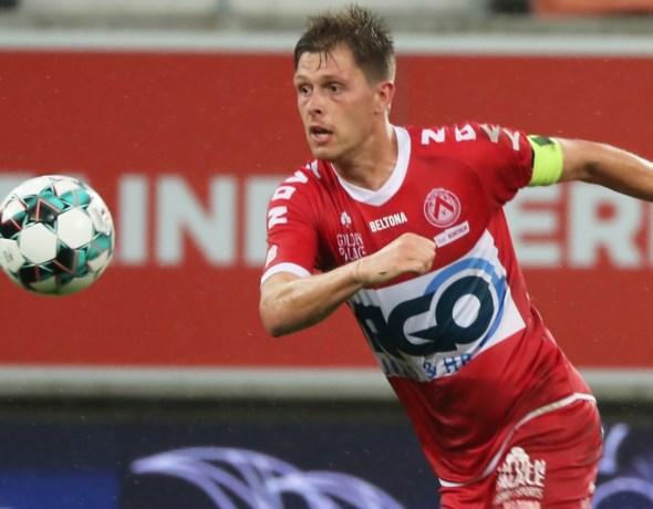 Einde van Hannes Van Der Bruggen bij Kortrijk: contract van kapitein wordt niet verlengd