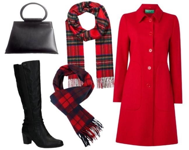 Voor elke stop met de trein, een andere winterjas: drie keer inspiratie van Kate Middleton